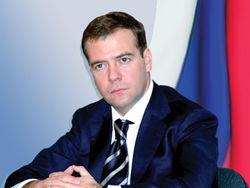 Медведев признал, что Россия обеспечит себя молоком и мясом не ранее 2020 г.