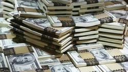Курс доллара на открытых торгах в Венесуэле в 8 раз превысил официальный