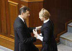 Юлия Тимошенко не будет координатором коалиции в Раде – «Батькивщина»