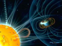 Серия магнитных бурь накроет Землю в мае