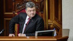 Верховная Рада становится противником Порошенко – иноСМИ