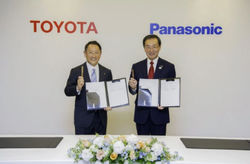 Panasonic и Toyota создают аккумуляторы нового поколения