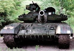 Аваков представил танк для Нацгвардии Т64-Б1М