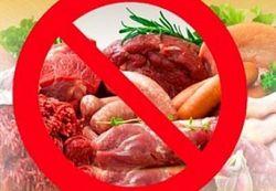 У России больше нет претензий к мясу из Украины