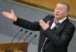 Жириновский хочет работать в аннексированном Крыму
