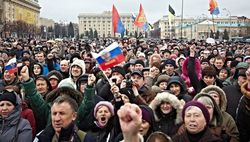Американцы против вмешательства США в вопросы Украины