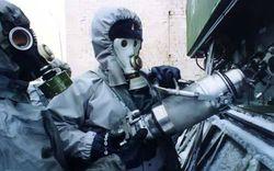 В Сирии начато уничтожение химоружия - СМИ