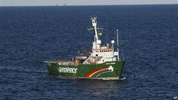 Дело Greenpeace определяется российскими законами, а не  политическими желаниями