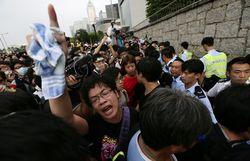 Глава Гонконга не собирается уходить в отставку, митинги продолжаются