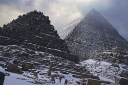 Температурный антирекорд в Египте: таких холодов не было с XIX века