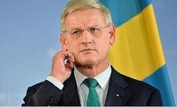 Глава МИД Швеции: санкции не мягкие, Россия уже потеряла 150 млрд. долларов