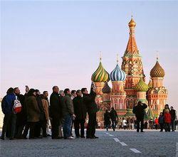 Россия стала неинтересной и опасной для интуристов