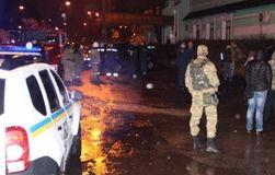 В Одессе сработало взрывное устройство у волонтерского центра