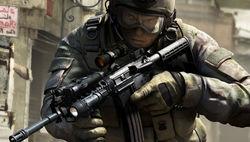 Популярные игры стрелялки в социальной сети «ВКонтакте» в июле 2014г.