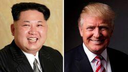 Трамп согласился встретитьсмя с Ким Чен Ыном