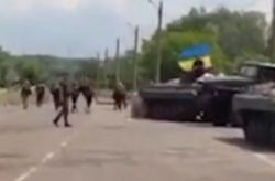 Чернобыльцы Донецка просят армию ДНР сложить оружие