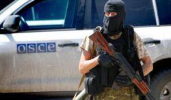ОБСЕ фиксирует взрывы в оккупированном Коминтерново