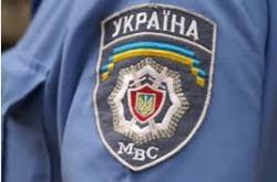 МВД Украины сообщает о гибели милиционера в Киеве