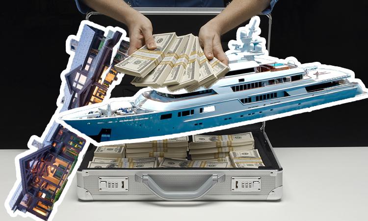 Русские миллиардеры ссамого начала года стали богаче на21,6 млрд долларов
