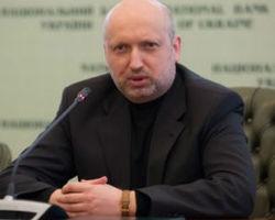 Военнослужащие в Крыму получат статус участников боевых действий – Турчинов