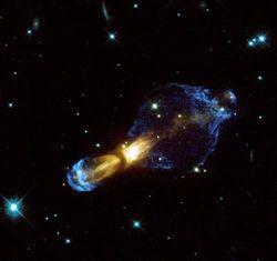 Астрономы раскрыли тайну асферических планетарных туманностей