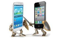 Apple и Samsung снова судятся и называют друг друга плагиатчиками