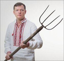 Батальон Ляшко уничтожил террористов на даче Януковича