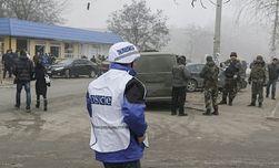 Штаб АТО раскритиковал отчет миссии ОБСЕ