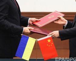 Китай помогает Украине наполнить ее золотовалютные резервы
