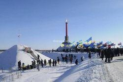 Мы внуки и правнуки героев Крут – обращение Порошенко к украинскому народу