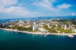 Названы лучшие места отдыха в апреле 2016 г. в Сочи