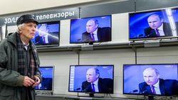Как российское телевидение освещает предвыборную кампанию