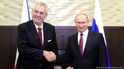 Путин – Земан: Взаимовыгодный цинизм