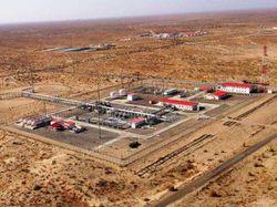 """Объем добычи газа """"ЛУКОЙЛом"""" в Узбекистане достиг 20 миллиардов кубометров"""