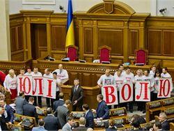 Янукович не собирается освобождать Юлию Тимошенко - Турчинов
