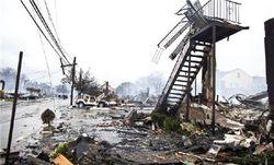Всемирный банк: ущерб от стихии в мире измеряется триллионами долларов