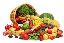 Правильная овощная диета: 5 порций в день достаточно