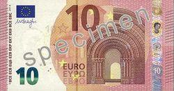 ЕЦБ представит новую купюру 10 евро: мнения трейдеров форекс