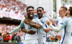Англичане обыграли Уэльс на Евро-2016