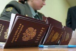 В России хотят свести к формальности переход из украинского гражданства