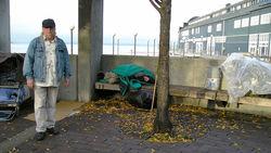 Бездомный из США занялся организацией бомж-туров за 2 тысячи долларов