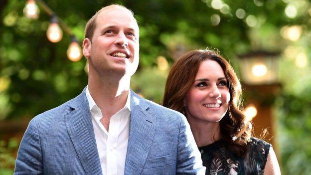 Кейт Миддлтон родила 3-го ребенка