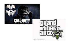 GTA и Call of Duty названы самыми популярными играми для мальчиков в Интернете