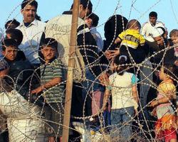 Число беженцев из Сирии перевалило за 2 млн. человек – ООН