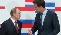 """Премьер-министр Нидерландов призвал Путина """"продемонстрировать серьезность своего намерения"""""""