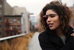 Сквозь Google Glass сняли социальную рекламу про женщин