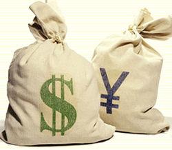 Курс доллара снизился на 0,03% против иены на Форекс на фоне политических рисков