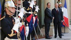 Путин признался Олланду, что «имеет влияние» на сепаратистов Донбасса