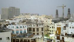 Полиция Саудовской Аравии расследует случай падения трупа человека из самолета