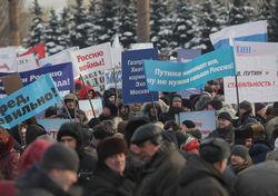 Россияне не видят культа личности в своей любви к Путину – соцопрос